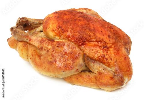 Fotografia, Obraz Roast chicken - Poulet roti