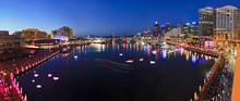 Sydney Darling Harbour Sunset ...