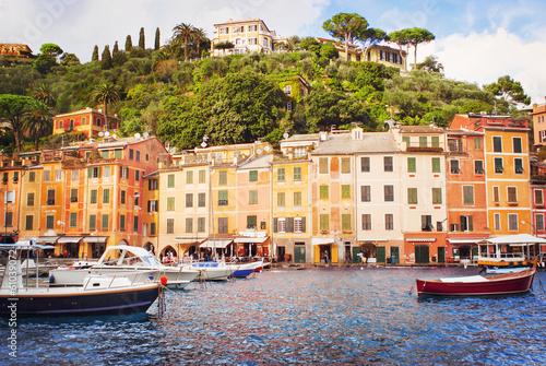 Canvas Prints Liguria Portofino, Italy