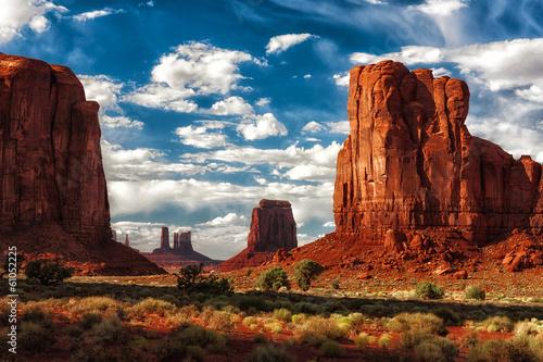 Fototapeta Monument Valley obraz