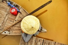 Boat In Hoi An