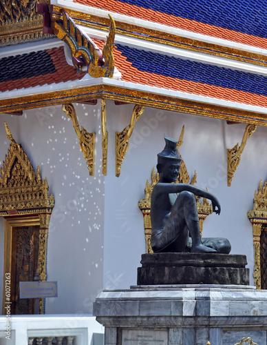 Royal Palace, Bangkok, Thailand Poster