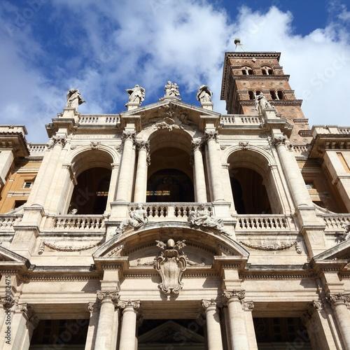 Photo  Rome basilica - Santa Maria Maggiore