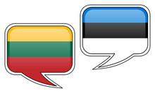 Lithuanian-Estonian Conversation