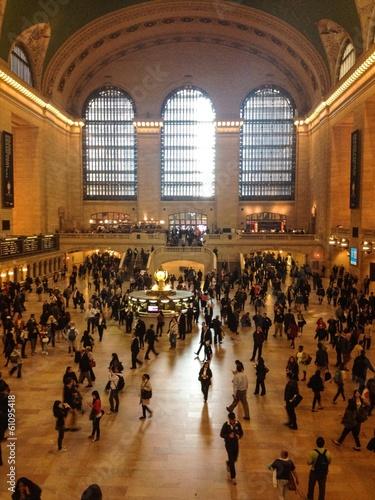 Fotomural Grand Central Station