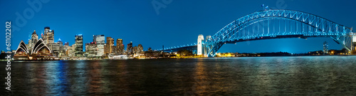 Photo sur Aluminium Sydney Sydney