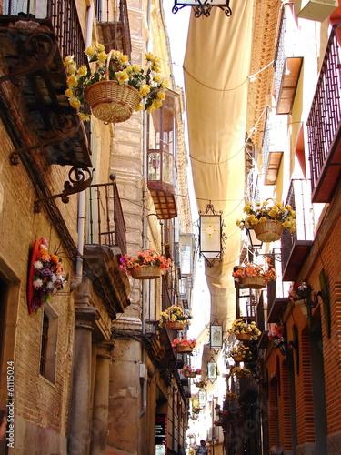 Fototapeta Streets of Sevilla, Spain