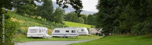 Fotografia Caravan Holidays