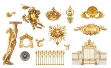 Golden  Detail