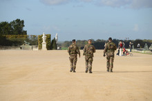 France, Versailles Palace In Ile De France