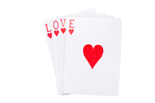 Playing Cards With Love Massage