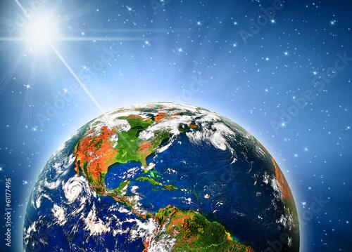 widok-na-planete-ziemie-w-blasku-slonca