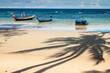 Sai Ri (Sairee) beach on Ko Tao, Thailand
