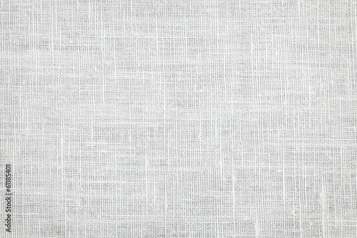 Deurstickers Stof Linen fabric background