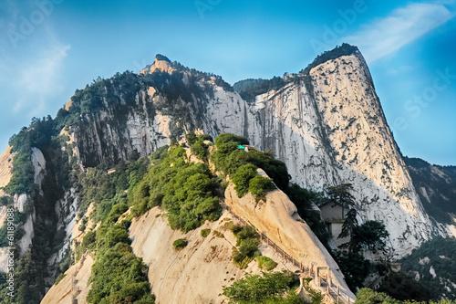 Cadres-photo bureau Xian Sacred mountain Huashan, Xi'an, China