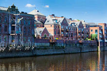 River Outhe In York, A City In...