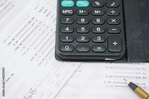 Calculator On Bank Account