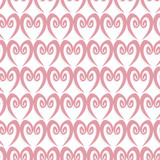 seamless heart's pattern