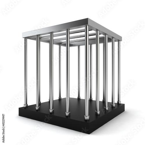 Valokuva Steel cage