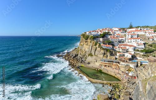 Fotografie, Obraz  Azenhas do Mar