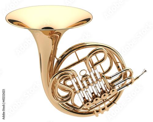 Fotomural French Horn