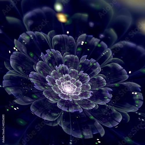 ciemny-niebieski-fraktal-kwiat-grafika-cyfrowa