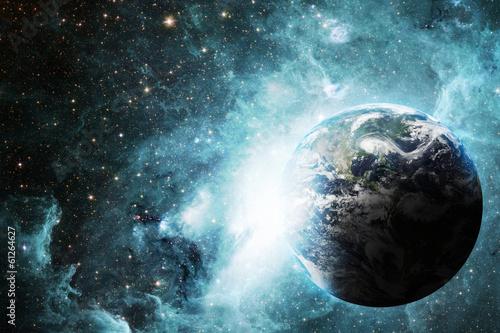 Naklejki kosmos ziemia-i-przestrzen