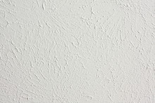 Textured White Ceiling Backgro...