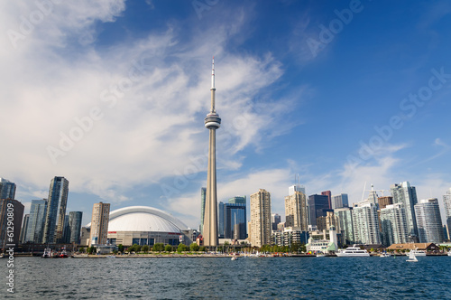 Photo  Toronto cityscape
