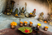 Small Hinduist Temple