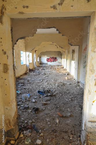 Papiers peints Les vieux bâtiments abandonnés Abandoned Buildings