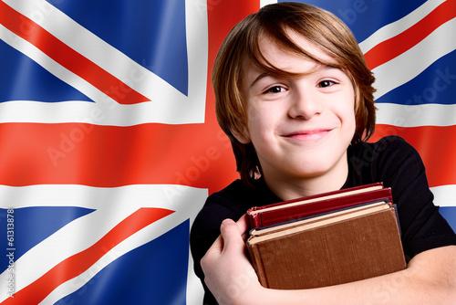 Fotografie, Obraz  learning english language