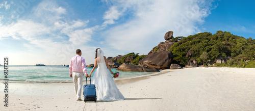 honeymoon Fototapeta