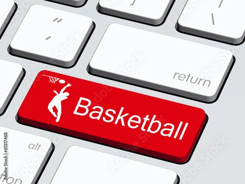 Basketball_Resimli Poster