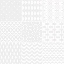 Seamless Geometric Pattern Gra...