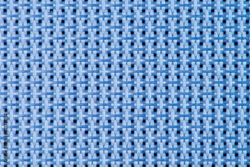 Fototapeta Blue fabric texture obraz na płótnie