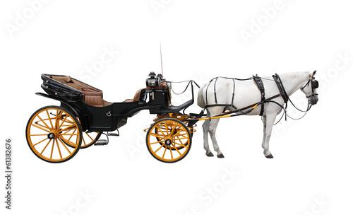 Fotografia Horse Cart