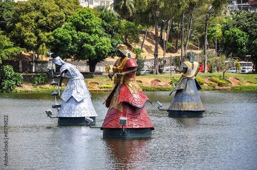 Fotografija  Dique de Tororo, Salvador de Bahia (Brazil)