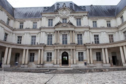 Photographie Château de Blois. Façade de l'aile Gaston d'Orléans.