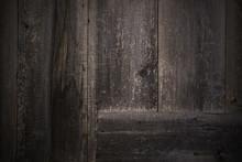 Wooden Dark Wall