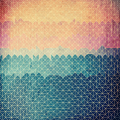 Fototapetaabstract geometric grunge background