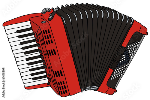 Fotografía  accordion