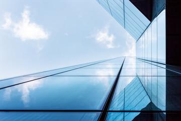 Fototapeta Hochhausfassade