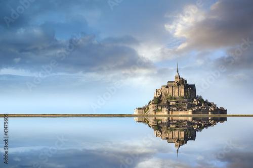 Photo  Mont Saint-Michel Normandie