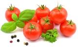 Fototapeta Fototapety do kuchni - cherry tomatoes