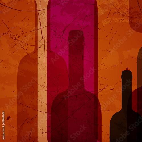 wektorowa-ilustracja-abstrakcjonistyczny-wina-tlo