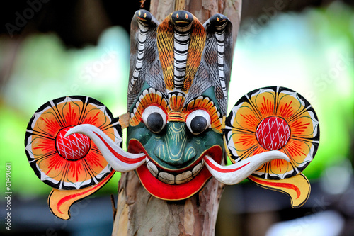 fototapeta na szkło Sri Lanka