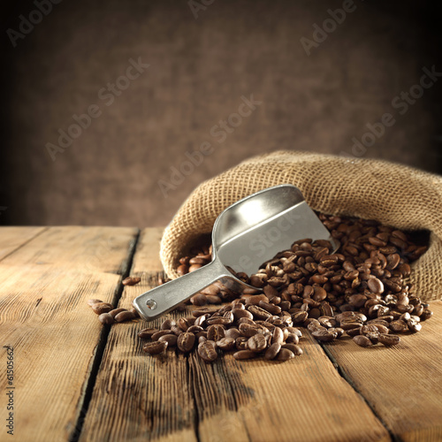 Canvas Prints Coffee beans coffee