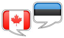 Canadian-Estonian Conversation