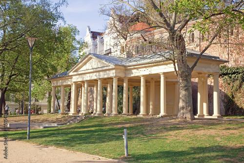 фотография  Brno. Resort  Colonnade in the park on Petrov hill